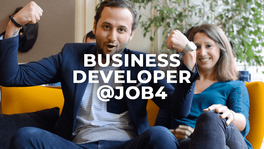 JOB4 Business Developer