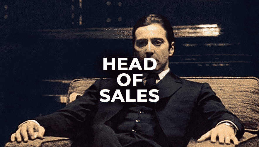 Head of Sales
