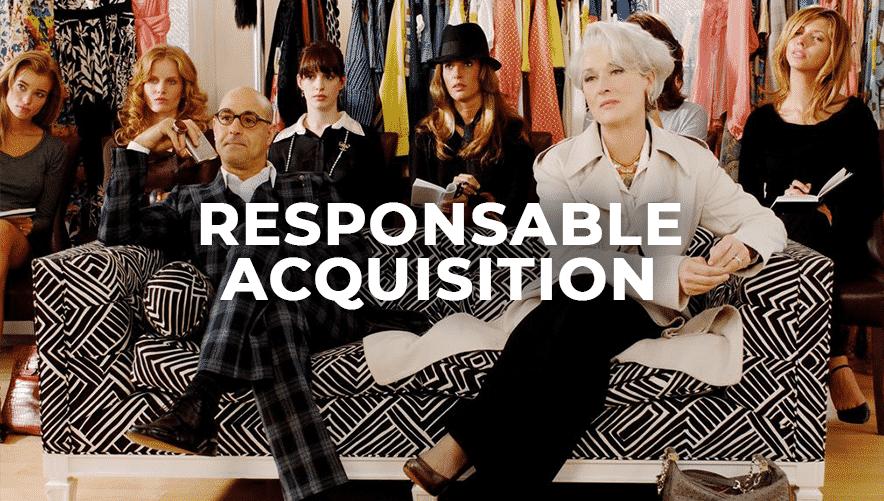 Responsable Acquisition
