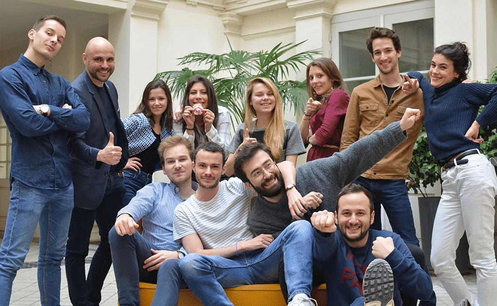 Business Developer - équipe JOB4