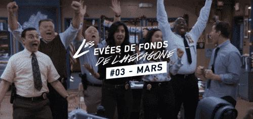 Levées de fonds Mars 2019