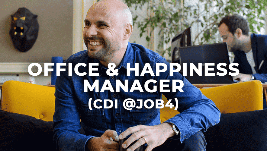 Office & Happiness Manager (CDI)