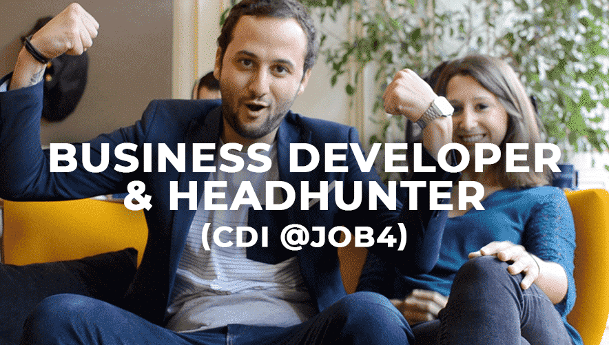 Business Developer & Headhunter (CDI)