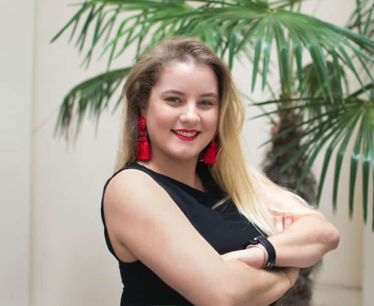Floriane | Happiness Manager