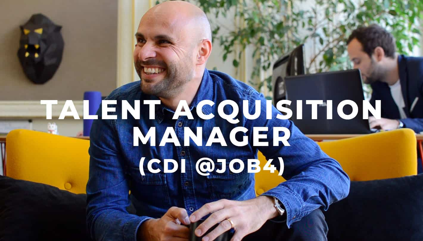 Talent Acquisition Manager (CDI)