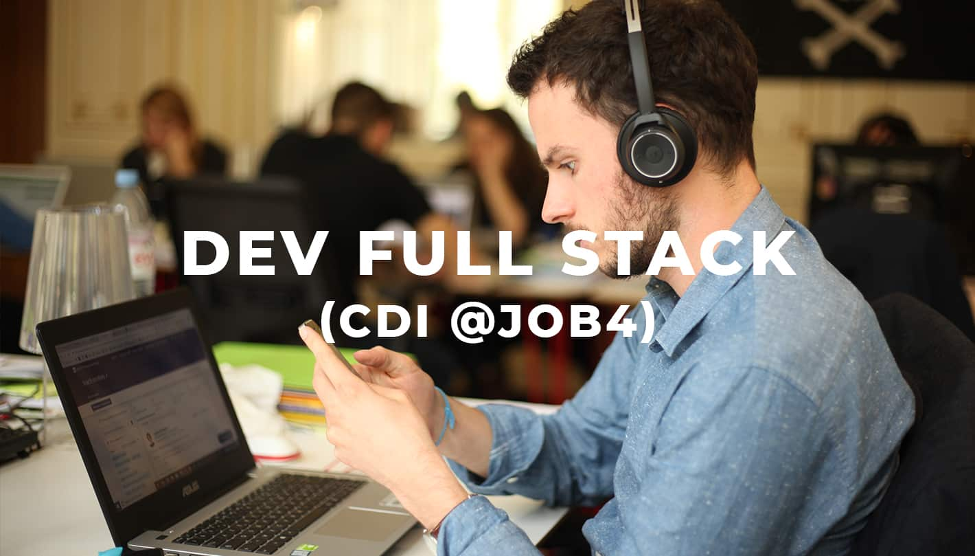Dev Full Stack (CDI)